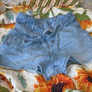 Mom-shorts